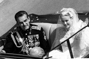 Rovnakú siluetu šiat, akú navrhla Helen Rose pre Grace Kelly, mali o 50 rokov neskôr aj šaty Kate Middleton.