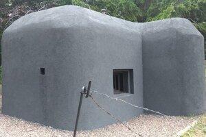 Stachelberg - bunker pri pevnosti