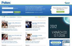 CSS Zoznamka stránky