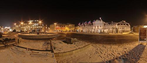 bratislava - prezidentský palác
