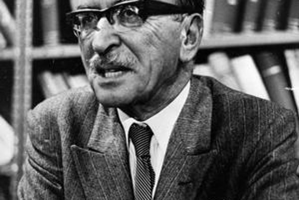 Dennis Gabor získal aj Nobelovu cenu.