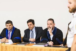 Marian Kočner pred súdom.
