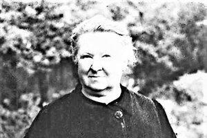 Izabela Textorisová.