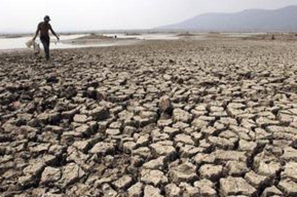 Problémy s adaptáciou na globálne otepľovanie a výkyvy počasia budú mať aj ázijské krajiny. Snímka je z Thajska.