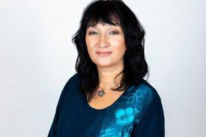 Stanislava Opátová (53), učiteľka matematiky a slovenského jazyka na Základnej škole s materskou školou v Nižnej.