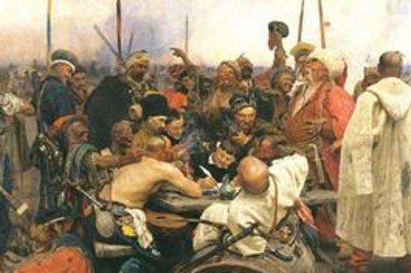 Českí vedci sa vraj pri niektorých pasážach svojej knihy bavili tak ako kozáci, keď provokovali tureckého sultána.