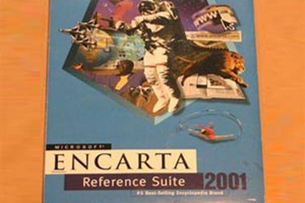 Encarta počas jej najväčšej slávy.