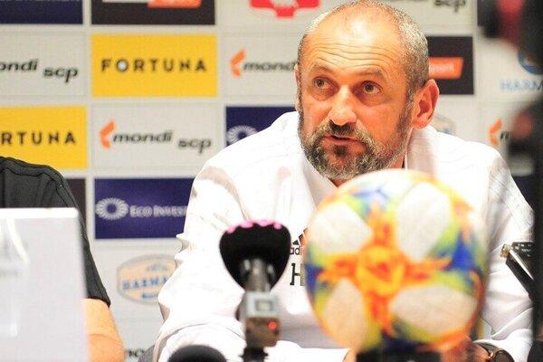 Ján Haspra, tréner Ružomberka.