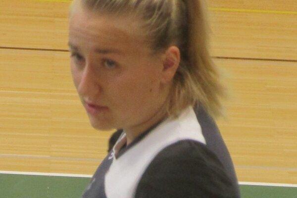 Tereza Štefániková nebude hrať súťažne.