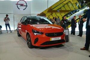 Autosalón Frankfurt 2019 - Opel Corsa-e