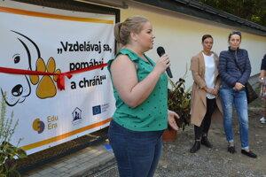 Vzdelávacie aktivity má pod palcom Petra Papierniková.