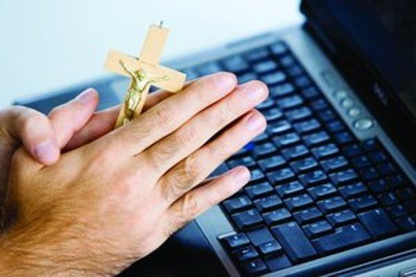 IModlitba pred použitím internetu má katolíkom pomôcť vyhýbať sa zlému.