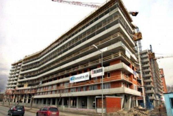 Bytový projekt Koloseo v Bratislave patrí k prvým, kde sa s optickými rozvodmi počítalo ako so štandardom už v čase výstavby.