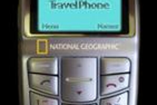 National Geographic Talk Abroad Travel Phone.