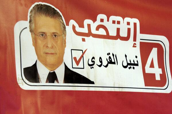 Väznený mediálny magnát Nabíl Karawí.