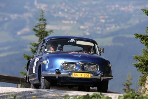 Tatra 603 Posledné Zo Slávnych Aerodynamických áut Z