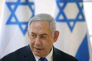 Súčasný izraelský premiér Benjamin Netanjahu.