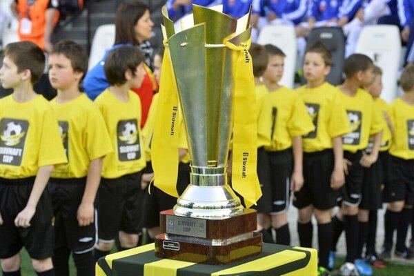 Trofej obhajuje trnavský Spartak.