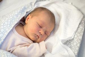 Michaela Minaroviech (3790 g, 51 cm) sa narodila 9.septembra Kataríne a Milošovi z Trenč.Turnej.