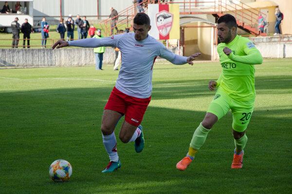 Futbalisti Starej Ľubovne trápili favorizovanú Žilinu až do záverečného hvizdu.
