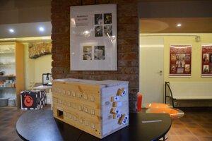 Študentský projekt Nepoznané popradské sgrafito je možné pozrieť si v Tatranskej galérii do 21. októbra.