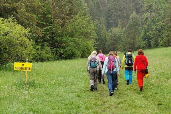 Do Slovenského raja prišlo 700-tisíc návštevníkov.
