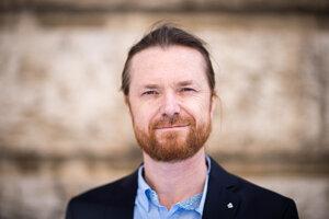 Marek Michalčík je hlavný koordinátor pochodov za život v Bratislave a v Košiciach.