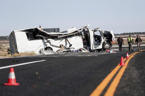Svetový deň spomienky na obete dopravných nehôd pripadá na tretiu novembrovú nedeľu.