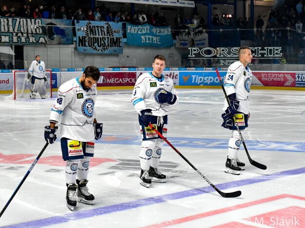 Hokejisti Nitry sa zajtra o 17.00 h predstavia v Poprade. Doma najbližšie hostia Detvu - budúci piatok o 18.00 h.