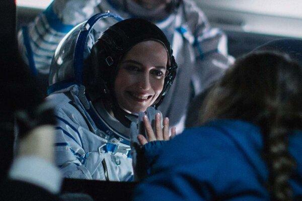 Eva Green vo filme Proxima.