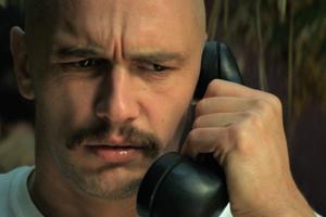 James Franco vo filme Zeroville, ktorý sám režíroval.