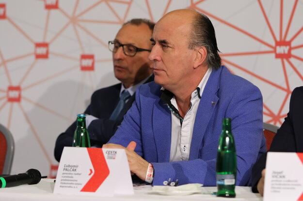 Ľubomír Palčák, generálny riaditeľ a predseda predstavenstva Výskumného ústavu dopravného.