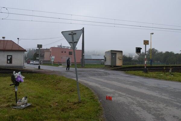 Smrteľný dopravný úsek v katastri obce Rožkovany.