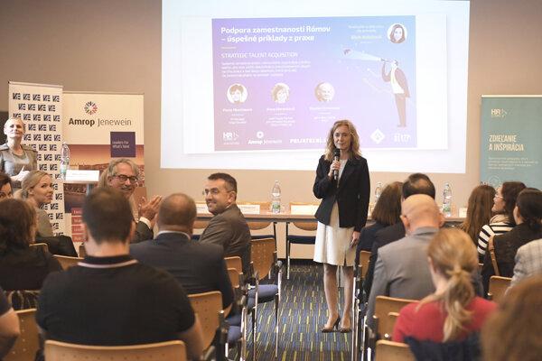 V Košiciach sa diskutovalo o podpore zamestnanosti Rómov.