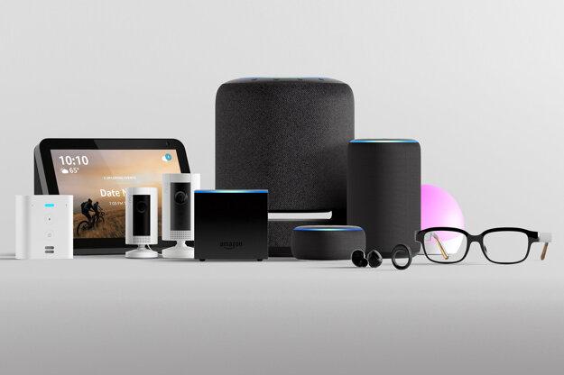 Nové smart zariadenia od Amazonu.