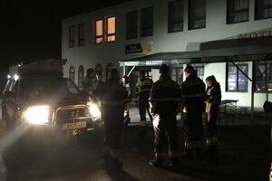 Na pátracej akcii sa okrem polície zúčastnili aj členovia dobrovoľných hasičských zborov.
