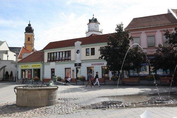 Založenie organizácie by mohlo turizmu v meste pomôcť.