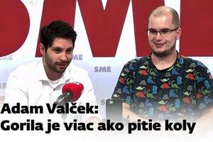 Adam Valček a Roman Cuprik