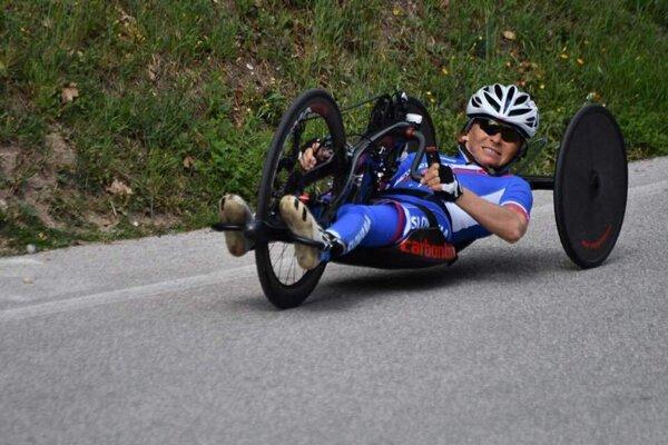 Na MMM plánuje A. Oroszová zlepšiť svoj osobný rekord.