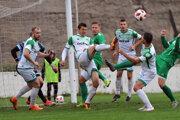 Derby Prešov - Lipany prinieslo až deväť gólov.