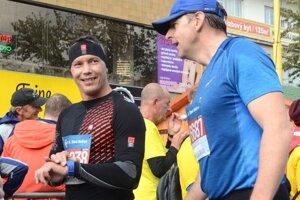 Ladislav Nagy v bežeckej forme.