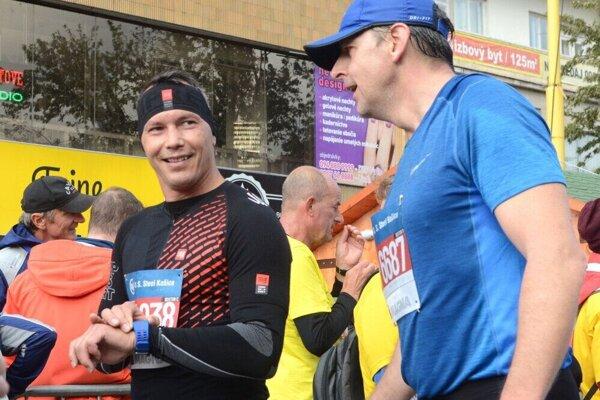 Ladislav Nagy hokejovú kariéru už ukončil. V nedeľu začal bežeckú na polmaratóne.