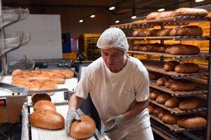 Košická pekáreň Vamex.