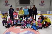 Deti si deň strávený na ľade veľmi pochvaľovali.