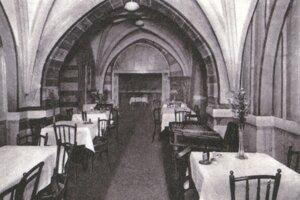 Interiér Levočského domu.