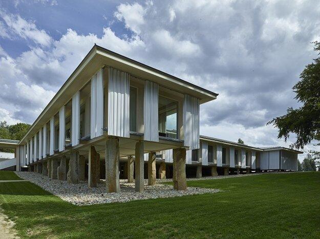Resort sv. Kateřina - nový pavilón