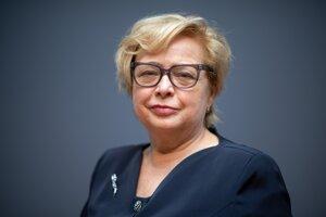 Malgorzata Gersdorf, predsedníčka poľského Najvyššieho súdu.
