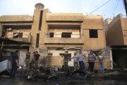 Islamský štát ožíva, v Kamišlí vybuchlo auto.