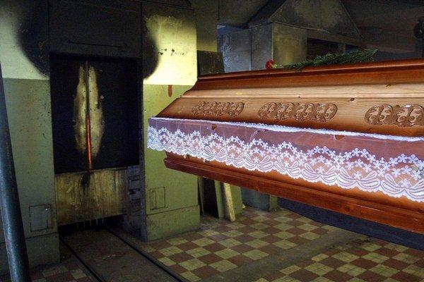 Plány s výstavbou krematória narazili na odpor obyvateľov.