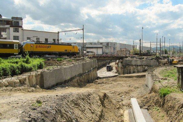 Podjazd pri Old Herolde otvoria až na konci septembra.